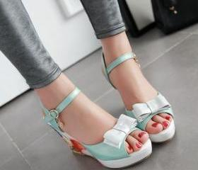 Wedges Women Fashion..
