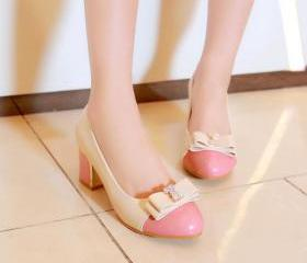 Pumps Heels Women Co..